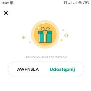 Aplikacja Glovo – rabat 45zł kod: AWFN3LA
