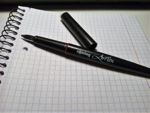 Kaligrafia – zmień charakter pisma! Zamień długopis na pióro.