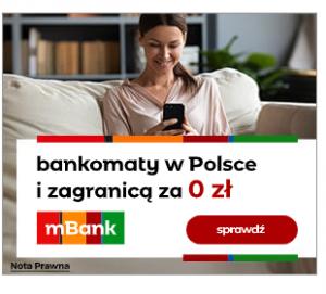 150zł od mBanku do odebrania.