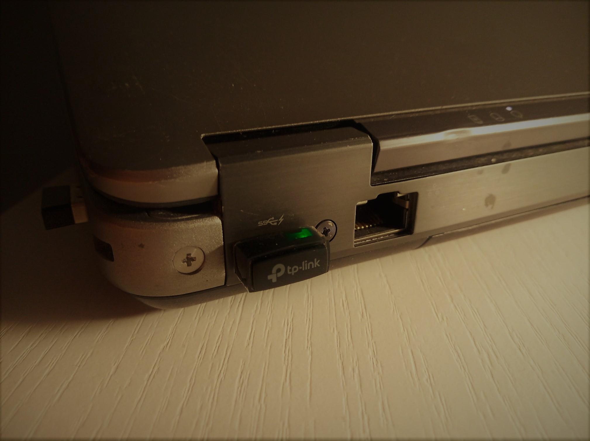 USB TP-Link Archer T2U Nano